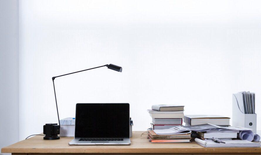 Domácí kancelář – kompletní zařízení pro home office