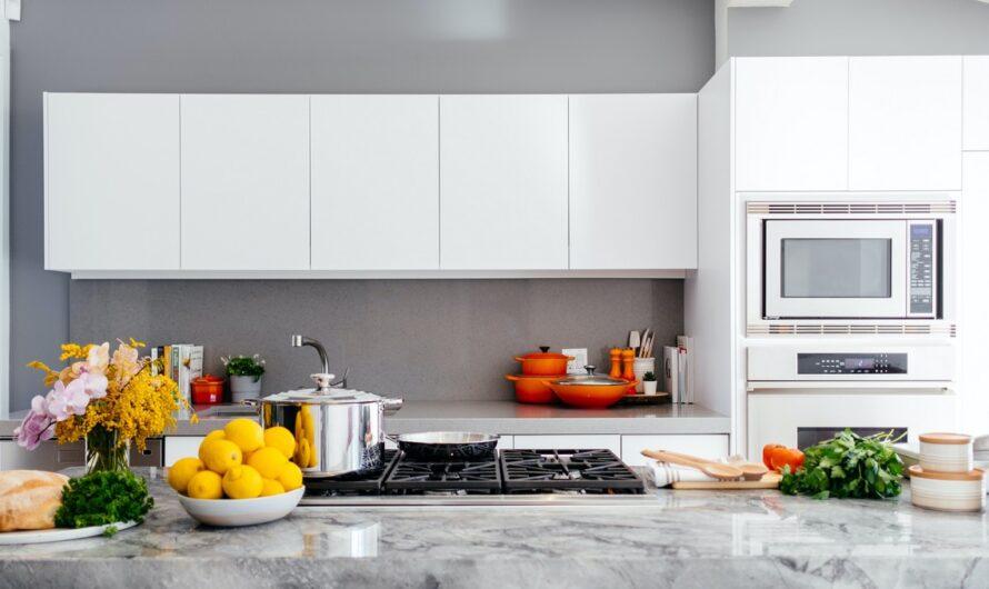 Kuchyně – její vhodné uspořádání a rozměry